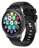 Bluetooth Music Smart Watch Guarda il monitoraggio del monitoraggio del sonno orologio con il cardiofrequenzimetro del cardiofere Guarda l' orologio del touch screen del touch screen dell' orologio d