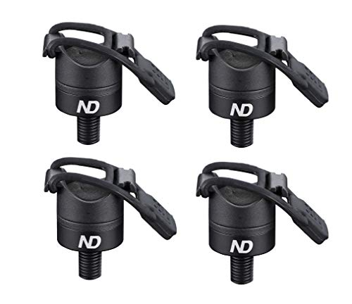 New Direction Tackle 4 x magnetische Butt Rest P8 für Karpfenangeln (4 Stück).