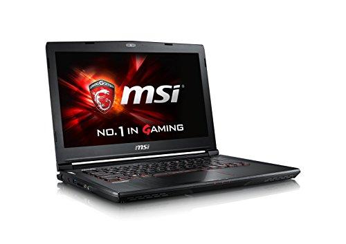 "MSI GS40 Phantom-001 14"" ULTRA PORTABABLE GAMING LAPTOP i7-6700HQ GTX970M 16GB 128GB SSD+1TB THUNDERBOLT"