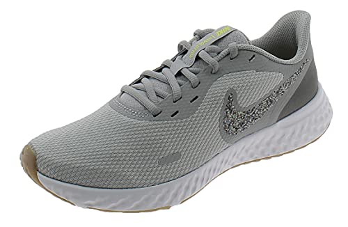 Nike Scarpe Sportive Revolution 5 Prm CV0159019 Uomo Grigie Grigio 42.5 EU