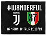 JUVENTUS F.C. - Perseo Trade S.R.L. Bandiera Juventus 37 Campioni d'Italia Prodotto Uffici...