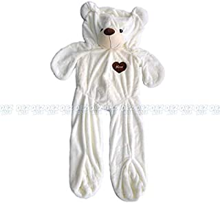 Wholesale 1Pcs 40 To180Cm Plush Shell Bear Skins Unstuffed Plush Animal Skins Wedding Gift Shell Empty Giant Plush Toys Coat Must Have Gifts Toddler Favourite Superhero Dream