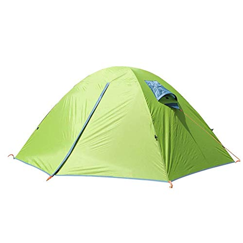 Marker Tent for Camping Outdoor Waterproof Pop-up Tent, 3-person Quick Tightening System, Fast Pitch, Foldable Holiday Tent, Built-in Ground UV Protection, Light and Portable
