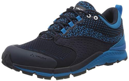 VAUDE Men's TRK Lavik STX, Chaussures de Randonnée Basses Homme, Bleu (Icicle 988), 41 EU