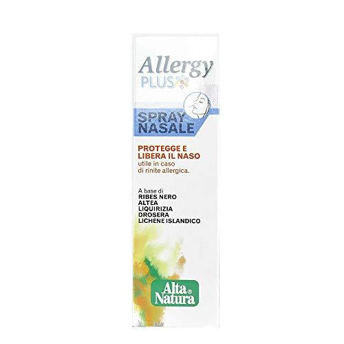 Alta Natura Allergy Plus Spray Nasale 30ml
