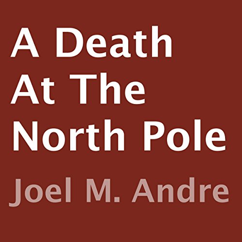 A Death at the North Pole audiobook cover art