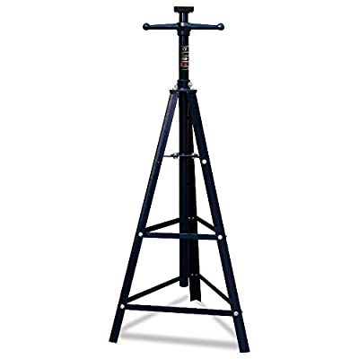 TCE TCE40753 1500 LBS High Position Jack Stand, 1 Pack