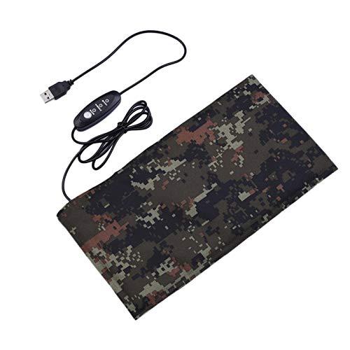 Liery Reptilien-Heizkissen USB-Heizkissen Aus Kohlefaser Für Haustiere Heizmatte