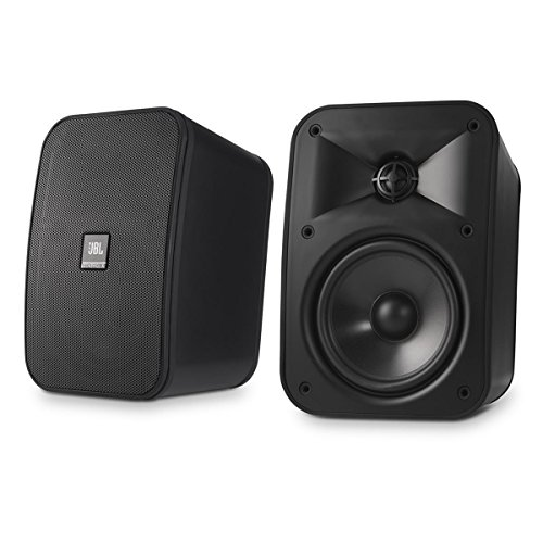 "JBL Control X 5.25"" Indoor/Outdoor Speaker - Pair (Black)"