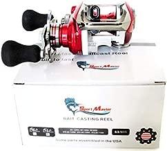sport master 13BB R Hand Baitcasting Fishing Reel Perfect for Bass Fisherman