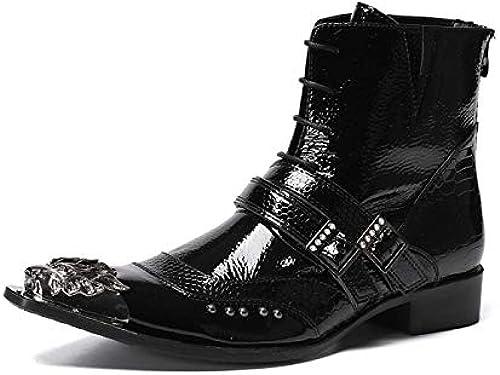 las mejores marcas venden barato Zapatos botas de Cuero