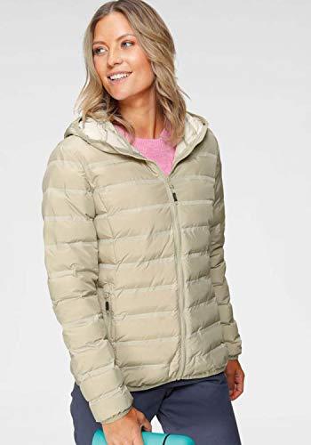 CMP Woman Jacket FIX Hood beige - 38