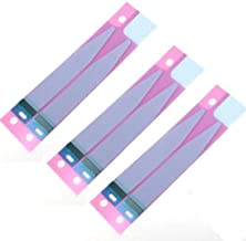 ATEANO Battery Glue Adhesive Strips Replacement Part for iPhone 6 (4.7'') 3pcs/lot