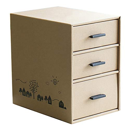 Joycaling - Caja de almacenamiento para suministros de oficina o de escritorio, papelería, acabado de papelería, ideal para el hogar, estudiantes, u oficina suministros de papelería