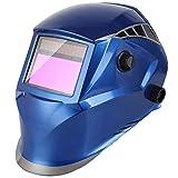 FIXKIT Schweißhelm, Automatik Schweißmaske mit Uv-Schutz:16 und 4 optische...