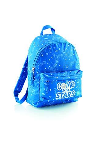 Miquelrius Stars Kinder-Rucksack 44 centimeters 20 Blau (Azul)