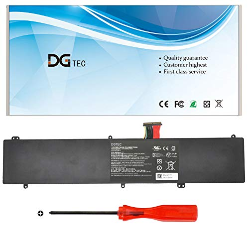 DGTEC New F1 Laptop Battery Replacement for Razer Blade F1 Razer Blade Pro 17.3' 4K i7-7820HK RZ09-0166 RZ09-01663E52 RZ09-01662E53-R3U1 3ICP6/87/62/2 (11.4V 99Wh)
