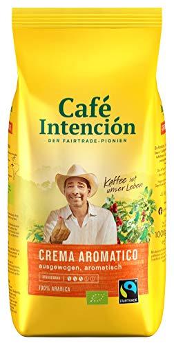 Café Intención ecológico Café Crema Aromatico 8er Pack