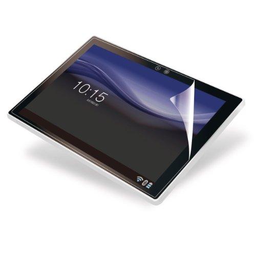 【2013年モデル】ELECOM 液晶保護フィルム SONY Xperia Tablet Z SO-03E 指紋防止 エアーレス 光沢 TBD-SOZ1AFLFAG