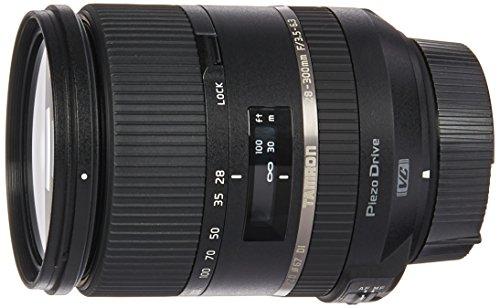 Tamron AFA010N700 28-300mm F/3.5-6.3 Di VC PZD IS Zoom Lens for Nikon (FX) Cameras