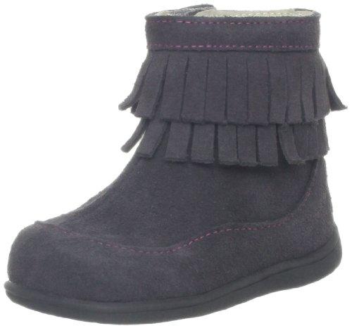 See Kai Run Kelsey Fringed Boot (Infant/Toddler)
