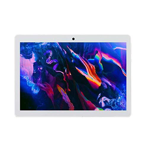 10,1 Pulgadas 1280x800 IPS 2G RAM 32G ROM ibowin Tablet PC Android 7.0OS MTK Quad-Core WiFi 2SIM Tarjeta 3G Celular AGPS (Dorado)
