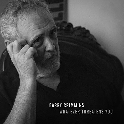 Diseño de la portada del título Barry Crimmins