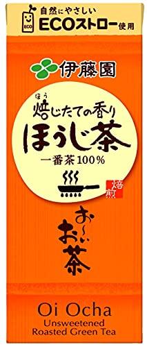 伊藤園 おーいお茶 絶品ほうじ茶 紙パック 250ml×24本 [1633]