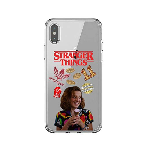 RENGMIAN Stranger Things Season 3 2020 Phone Case For Funda