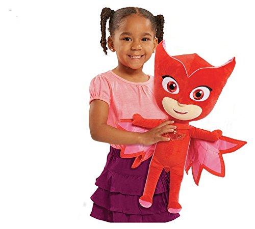PJ Masks Owlette Super Soft Cudly Toy