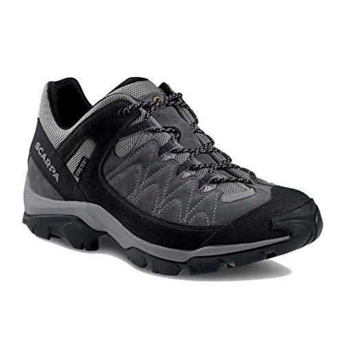 Scarpa Men's Vortex XCR Approach Shoes, Grey, UK10.5 | EU 45 2/3