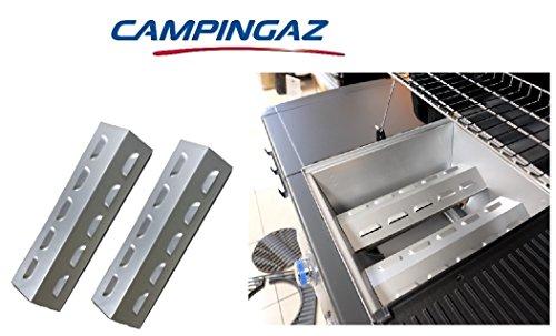 Lot de 2 diffuseurs de chaleur pour barbecue Campingaz série 3 et série 4 (5010001598)