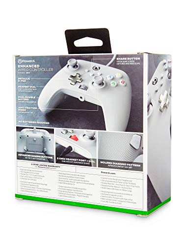 APower Enhanced Wired Controller for Xbox One Mist