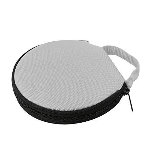 Steellwingsf solide Farbe r& Oxford Tuch Auto zu Hause 20 Scheibe CD-Aufbewahrungstasche Tasche Rei?Verschluss-Tasch-grau