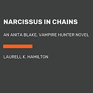 Narcissus in Chains audiobook cover art