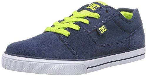 DC Shoes Tonik, Zapatillas Niños, Azul Navy, 30 EU