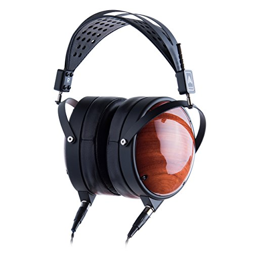 Audeze LCD-XC Over Ear Closed Back Headphone, Maple Wood with New Suspension Headband, Creator Edition - no Travel case