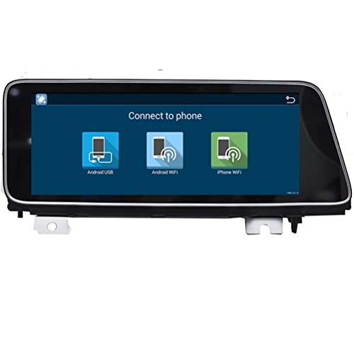 TOPNAVI 12.3Inch Android 7.1 Centre Multimedia pour Lexus RX200 2015 2016 2017 Autoradio Stéréo GPS Navigation WiFi 3G RDS Miroir Lien