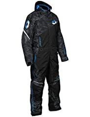The Freedom Monosuit is an ultra tough, polyester/nylon 3M Thinsulate Extra Warmth insulated shell suit with 80g 3M Thinsulate Water Resistant Insulation to keep you warm. This monosuit also features Ven-Tex 2.0 windproof, waterproof, breathable lami...