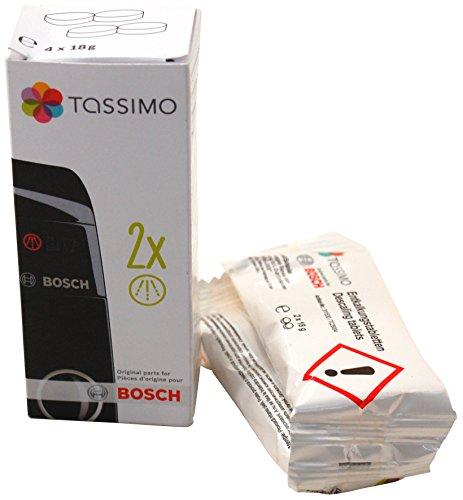 Bosch détartrantes pour cafetière Bosch Tassimo 5052094017 311530 tablettes Android.