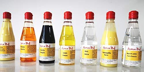 Kit Aroma Chef BRAUN - 8 botellas 150 ml de aromas seleccionados...