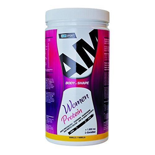 AM Sport Women Protein 600g Vanille