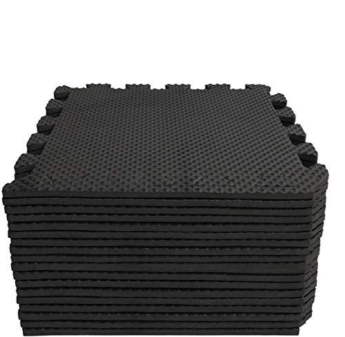 YOLEO Unterlegmatten, Puzzlematte Kinderspielteppich Spielmatte Spielteppich Schaumstoffmatte...