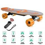 Zoom IMG-1 caroma skateboard elettrico con telecomando