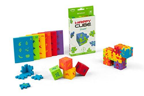 Happy Cube HCJ300 - Puzzle Casse Tête Junior