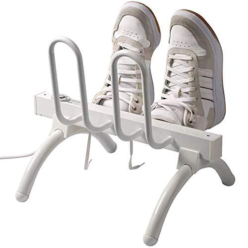 Elektrischer Schuhtrockner, Haushalt 45-55 Grad Thermostat Elektrischer Schuhtrockner Tragbarer Schuhtrockner Schuhtrockner mit 4 Haken, 400x300x315mm