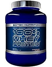 Scitec Nutrition 100% Whey Protein con aminoácidos adicionales
