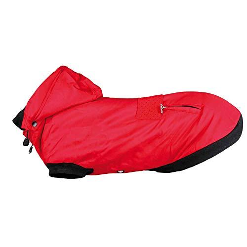 Manteau d'hiver Palermo, petit: 33 cm, rouge