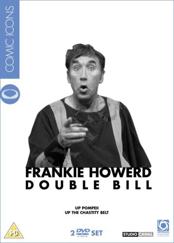 Frankie Howerd Collection - Comic Icons [DVD]