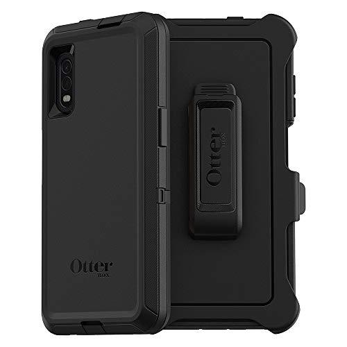 OtterBox Defender - ultrarobuste Schutzhülle mit 3 Lagen Schutz geeignet für Samsung Galaxy Xcover Pro, schwarz